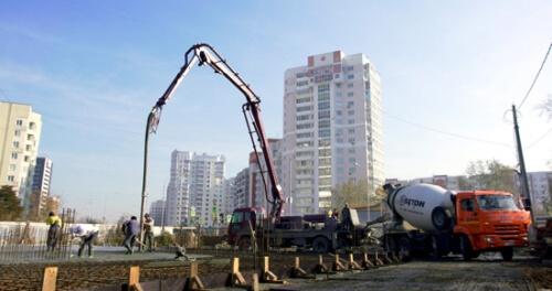 Аренда бетононасоса